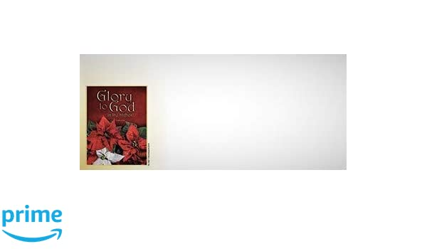 Package of 100 - Christmas Glory to God Mailing Envelope