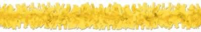 Beistle - 55599-GY - Pkgd Tissue Festooning- Pack of 12 (Festooning Art Tissue)