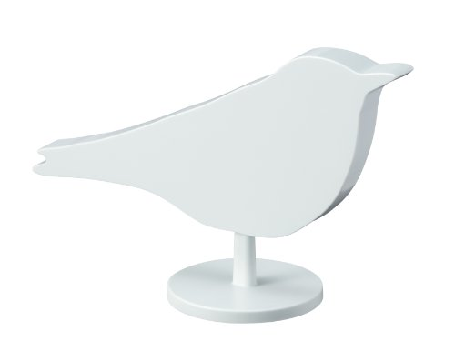 Idea Bird Alarm Clock in Light Grey (Birdsong Alarm Clock)