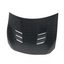 Seibon TS-Style Carbon Fiber Hood for 2012-2014 Scion FRS / Subaru BRZ ()