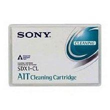 Sony AIT Cleaning Tape - Part # SDX1-CL New & Factory Sealed by Sony