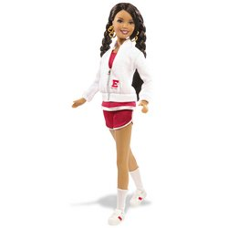 High School Musical School Spirit Gabriella Doll