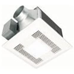Panasonic FV-15VQL6 WhisperLite Bathroom Ventilation Fan with Light 150 CFM