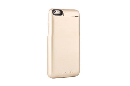 (2016 Model) Nucharger 4000mAh Sleek Design External Battery Case For IPhone 6 plus / 6s plus (5.5