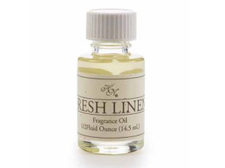 (Fresh Linen Refresher Oil by Hillhouse Naturals)