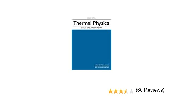 Thermal physics 2nd second edition charles kittel thermal physics 2nd second edition charles kittel 8581000001263 amazon books fandeluxe Images