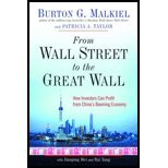img - for From Wall Street to the Great Wall by Malkiel, Burton G., Taylor, Patricia A.. (W. W. Norton & Company,2007) [Hardcover] book / textbook / text book