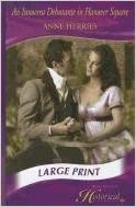 An Innocent Debutant in Hanover Square (Historical Romance Large Print) (Mills and Boon Largeprint Historical)