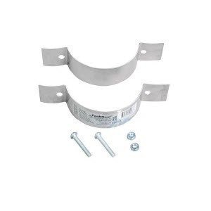 Noritz SC4 4 Inch Support clamp Quantity 1 equals 5 sets, N/A
