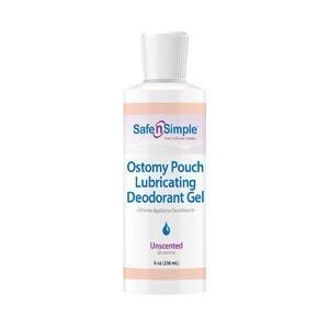 Safe N Simple Ostomy Assure C Odor Eliminator 8 oz. Bottle, Gel by Safe n' Simple (Image #1)