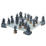 - Design Toscano Dragons of the Realm Chess Set