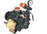 Udor Kappa 100/GR Diaphragm Pump with Gearbox and - Replacement 100gr