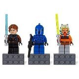 LEGO Magnet Set - Anakin/Ahsoka/Senate Commando 853037