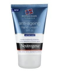 Neutrogena Norwegian Formula Anti Ageing Hand Cream SPF25 (50ml) - Pack of 2