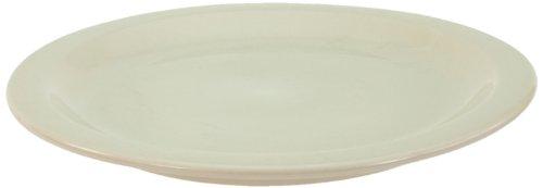 Crestware China Porcelain - Crestware Dover 10-1/4-Inch Plate, 12-Pack