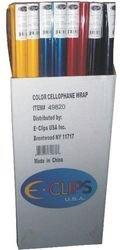 "UPC 110709643498, Ddi Cellophane Rolls - Asst. Colors - 30"" X 12.5Sqft (Pack Of 75)"