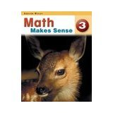 Math Makes Sense 3 : Practice and Homework Book