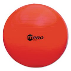 FitPro Ball with Stability Legs, 65cm, Red