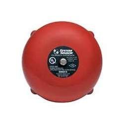 System Sensor SSV120-10 Low Current High Deciabal Notification Alarm Bell
