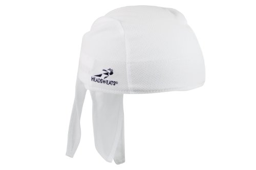Headsweats Classic Hat, White, One Size
