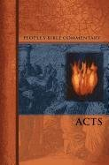 Read Online Acts - People's Bible Commentary ebook
