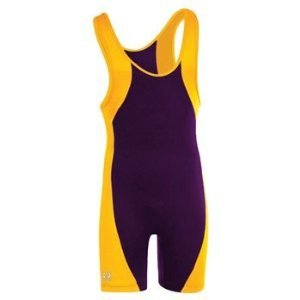 High Cut Lycra Singlet - Brute Okie High Cut Lycra® Wrestling Singlet