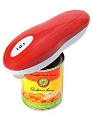 LAKA Electric Can Opener for Kitchen & Restaurant, Smooth Edge Automatic Electric Can Opener,Hands Free One Touch Can Openers