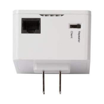 LUXUL Wireless, P40 | AC1200 WiFi Bridge + Range Extender by Luxul