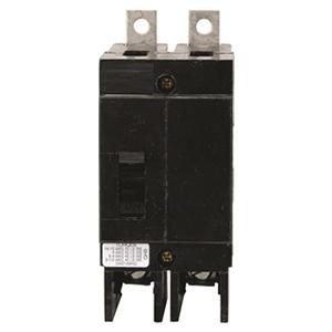 Eaton GHB2025 Bolt-On Mount Type GHB Molded Case Circuit Breaker 2-Pole 25 Amp 277/480 Volt AC 125/250 Volt DC