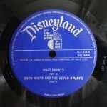 Snow White And The Seven Dwarfs - Kids / Walt Disney 7' 45