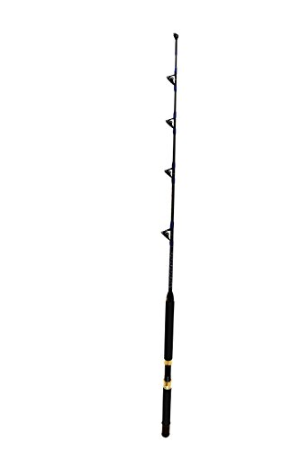 EAT MY TACKLE Fishing Pole, 50-80 Lb, 5-Feet 6-Inches
