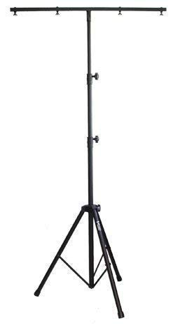 Audio2000s AST4421B Professional Lighting Stand with Dual Crossbars by Audio2000s