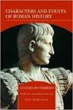 Characters and Events of Roman History : From Caesar to Nero, Ferrero, Guglielmo, 0760765928