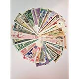 10 Banknotes Different Foreign, Currency, History Rare - Long time worth, Suitable for collector