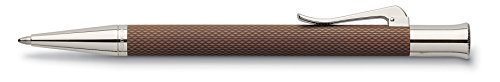 Graf von Faber Castell Guilloche Mechanical Pencil, Cognac (FC136535) by Graf von Faber-Castell