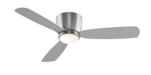 "Fanimation FPS7955BN Embrace Brushed Nickel 52"" Blade"