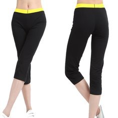 Walid-Neoprene Body Shaper Waist Slimming Pants Trousers( - Swag Justin Bieber Outfits