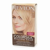Revlon Colorsilk Beautiful Color, Extra Light Natural Blonde 02 1 application by Revlon