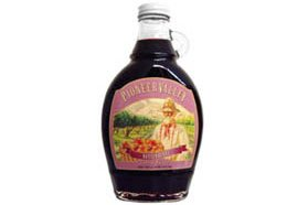 - Pioneer Valley Gourmet Boysenberry Syrup