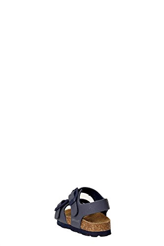 Grunland Junior sb0025Trieur Sandales Kid - bleu - bleu, 24
