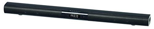 (Sylvania Alexa Sound Bar - Bluetooth + Wi-Fi Smart 37