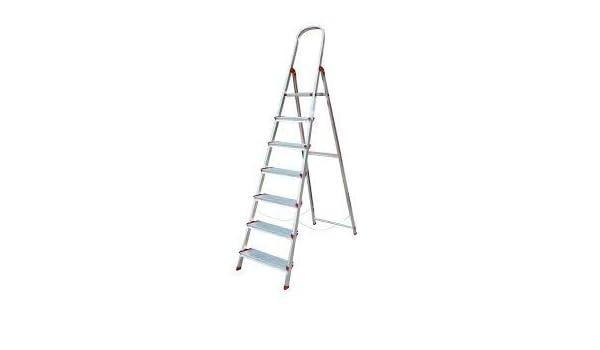 Rolser NOR069 - Escalera Norma 220 7 Peldaños: Amazon.es: Hogar