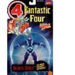 Fantastic Four - Black Bolt Action Figure by Fantastic 4 by Fantastic 4