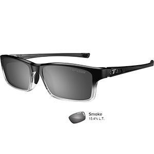 1e91b90c697 Amazon.com   Tifosi Optics Tifosi Watkins Black Fade Swivelink Sunglasses -  Smoke   Beauty