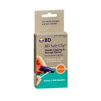BD BD Safe-Clip Needle Clipping Storage Device, 1 e ach (Pack of 3)