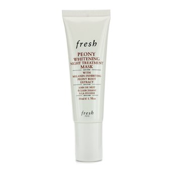 Fresh Peony Whitening Night Treatment Mask – 50ml/1.7oz Review