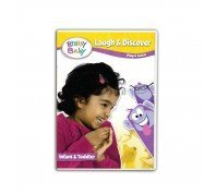 Brainy Baby Right Brain Dvd - Brainy Baby Laugh and Discover DVD Deluxe Edition