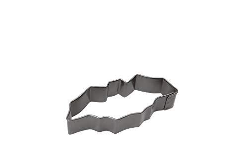 Dexam 17851249 Bat Cookie Cutter, 11.5cm-Black,