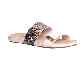 87db7e86ad3a Ted Baker Reisling Sandal Nude Black Exotic Leather - 7 UK  Amazon.co.uk   Shoes   Bags