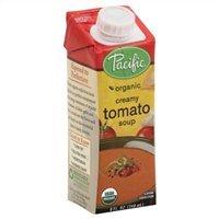 Pacific Organic Soup, Creamy Tomato, 8 Oz. (Pack of 4)